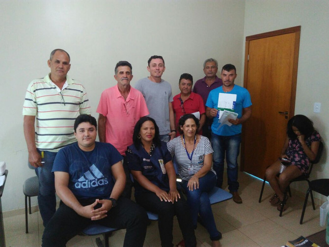 Em reunião, IBGE apresenta dados a Comissão Municipal de Geografia e Estatística do Censo Agropecuár