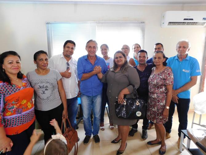 Saúde faz entrega de equipamentos hospitalares para Hospital Regional de Pedro Afonso - HRPA
