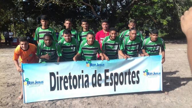 Torneio em Bom Jesus do Tocantins reúne 8 equipes