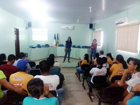 Servidores da Secretaria de Saúde participam de capacitação Estadual DVHA