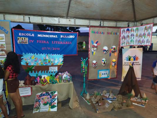 Prefeitura promove a IV Feira Literária de Bom Jesus do Tocantins-TO