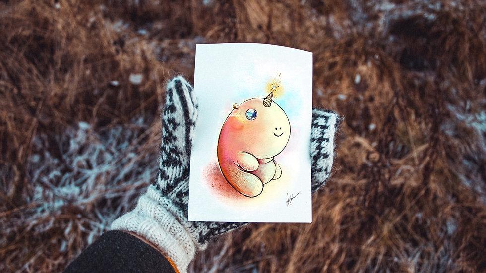 Unicorn chubby!