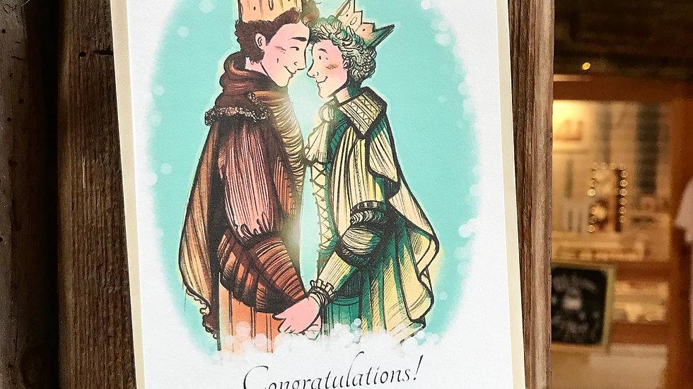 """Congratulations"""