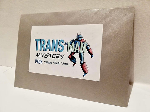 """""""Trans man"""" Mystery pack"""