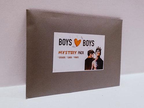 """""""Boys <3 Boys"""" Mystery pack"""