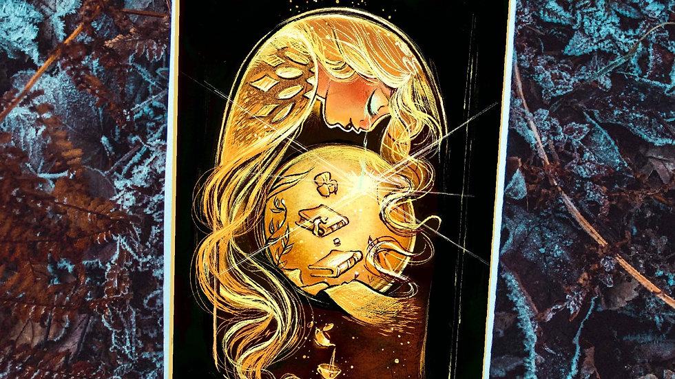 Valhalla frays golden tears