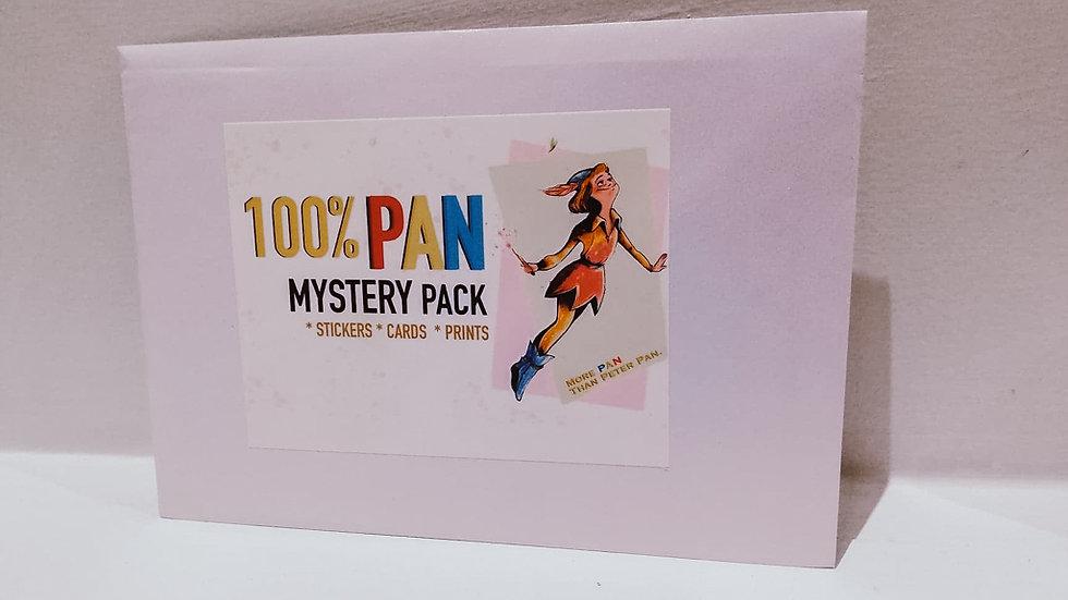 """PAN man"" Mystery pack"