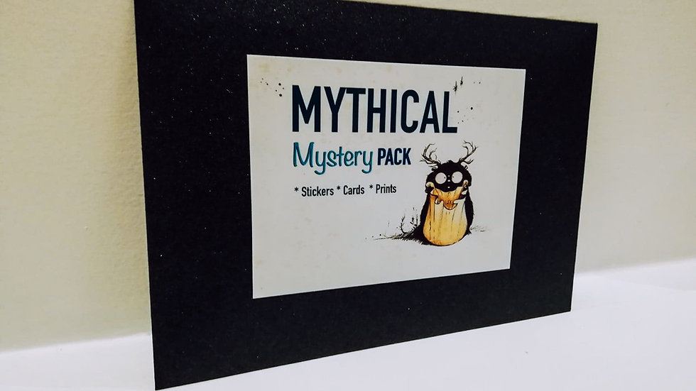 """Mythical"" Mystery pack!"