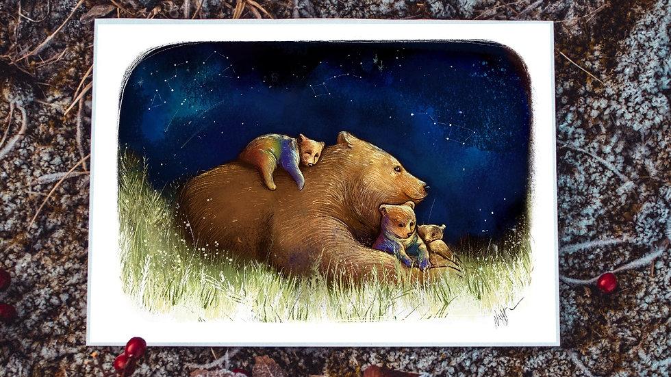 """Mama bear"""
