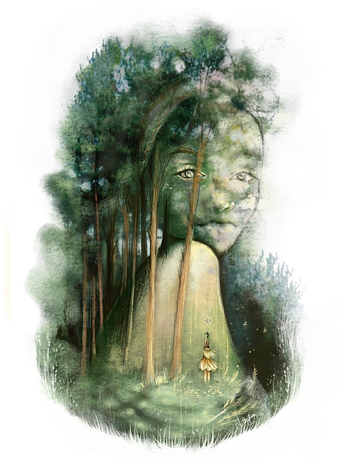 """""""Mother earth"""""""