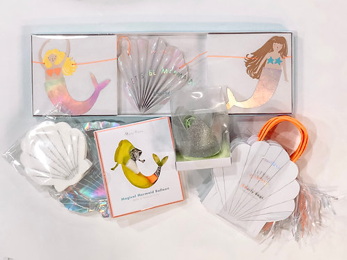Mermaid Party Kit