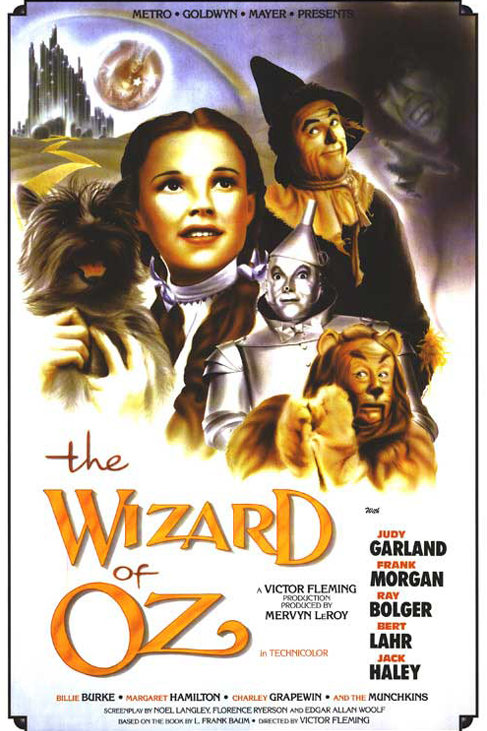 Wizard Of Oz - $1.00