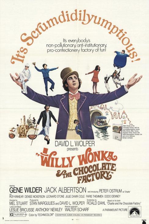Willie Wonka - $1.00