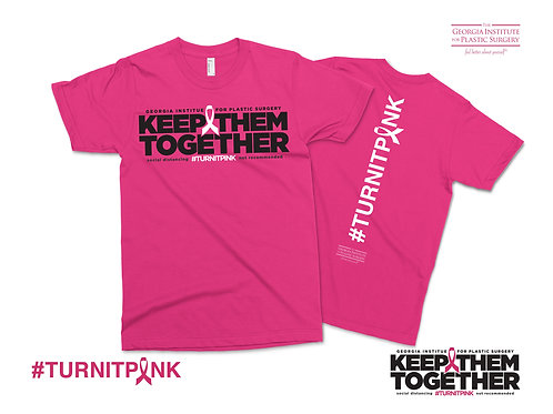 2020 Pink T-Shirt
