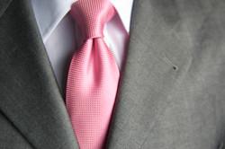 Wear A Pink Tie