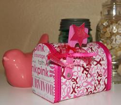 Design A Pink Mailbox