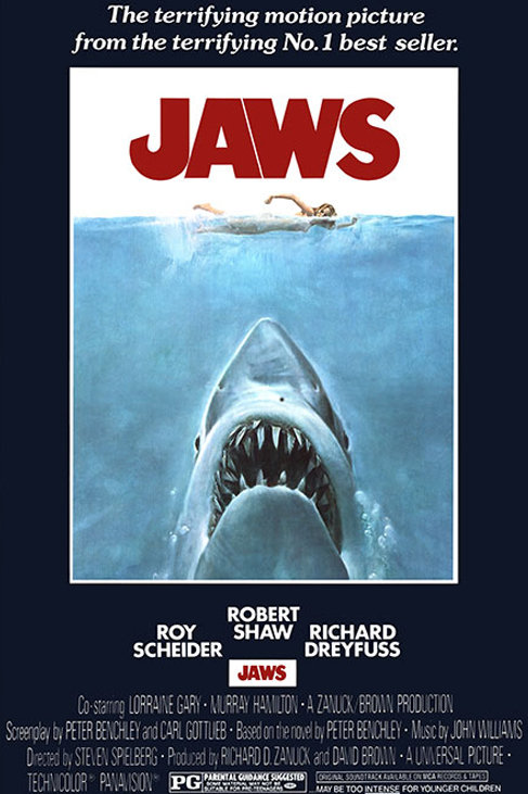 Jaws - $1.00