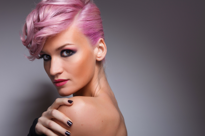 Dye Your Hair Pink