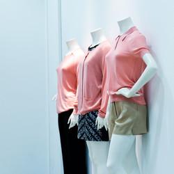 Pink Window Display
