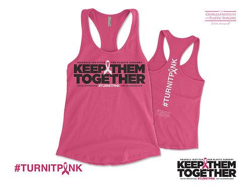 2020 Pink Tank Top