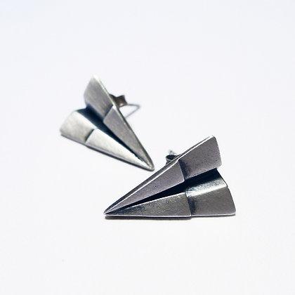 Airplane - Earring #OE2