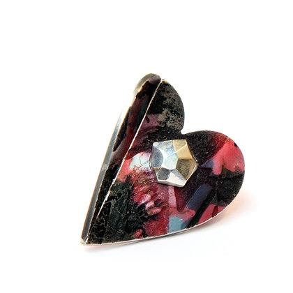 Gemstone - Brooch #FINBRO10