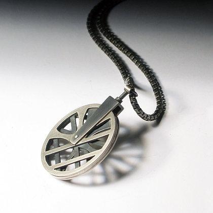 Wheel - Necklace #AXISN2