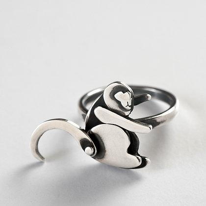 Formosa Macaque - Ring #NSPR1