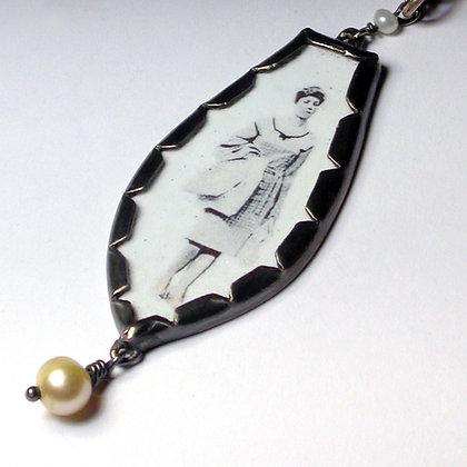 Lady - Necklace #SN3