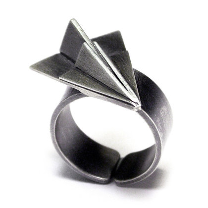 Airplane - Ring #OR1