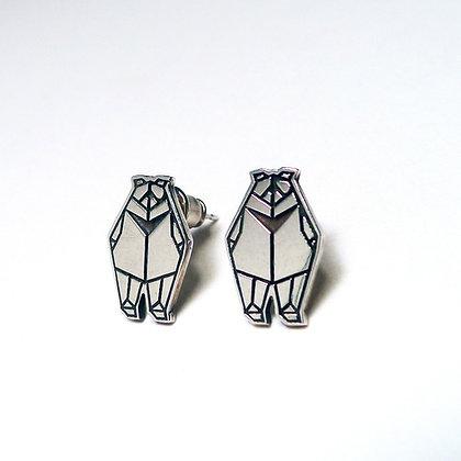 Formosa Black Bear Earring #NSTE4