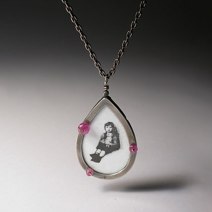 Girl - Necklace #SN5