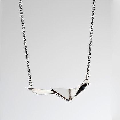 Formosa Blue Magpie - Necklace #NSTN1
