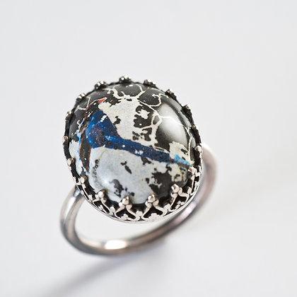 Formosa Blue Magpie - Ring #NSPR3