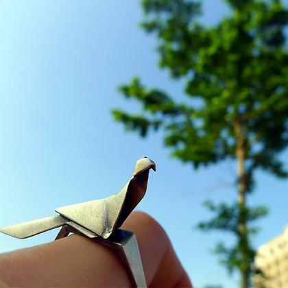 Formosa Blue Magpie - Ring #NSTR1