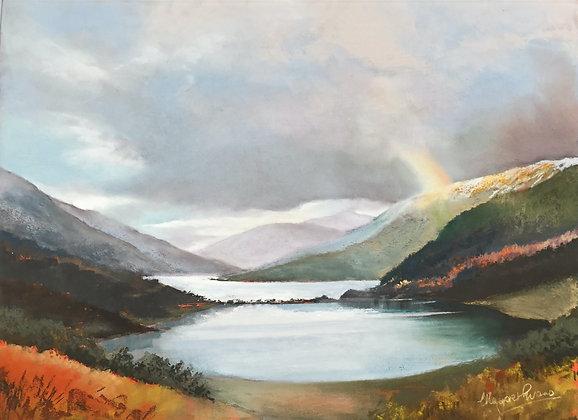 Temperamental Weather Loch Voil