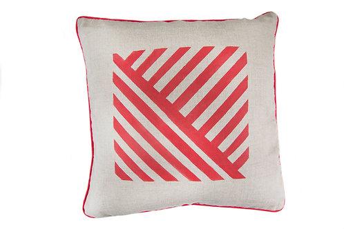 Diagonal Stripes Tile