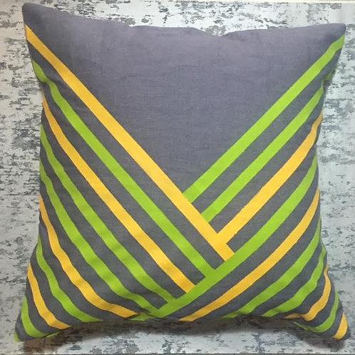 Variegated stripes