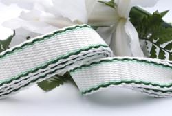 shamrocks on cotton cord