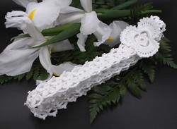 star Irish lace handfasting cord with sh