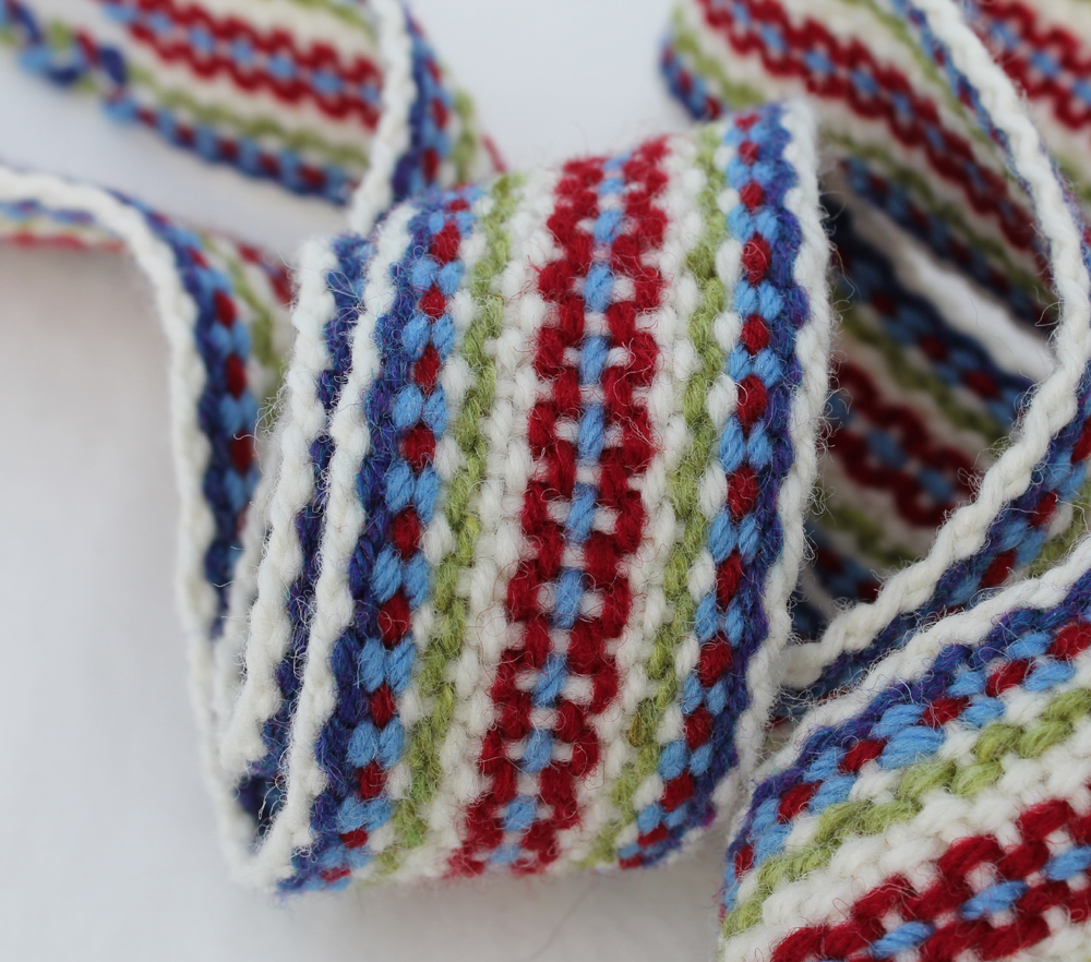 "Handfasting Cord - ""Island Colours""4"