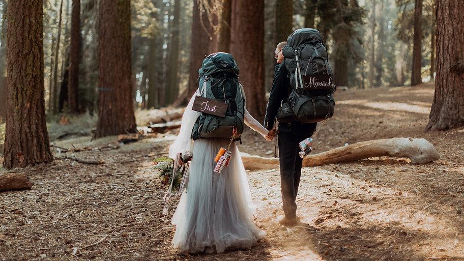 Big Sur - Just Married