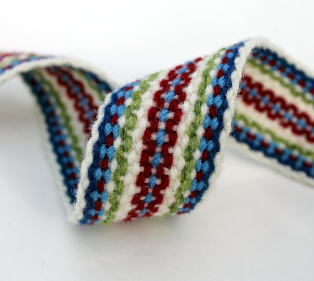 "Handfasting Cord - ""Island Colours""-"