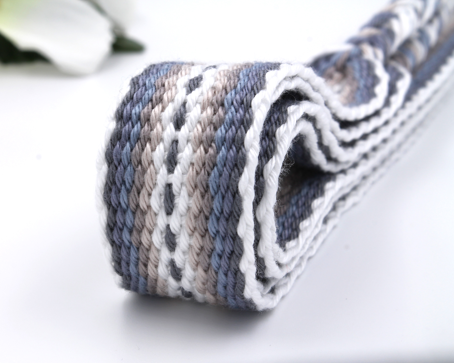 Handfasting Cord - Silver Linings 3