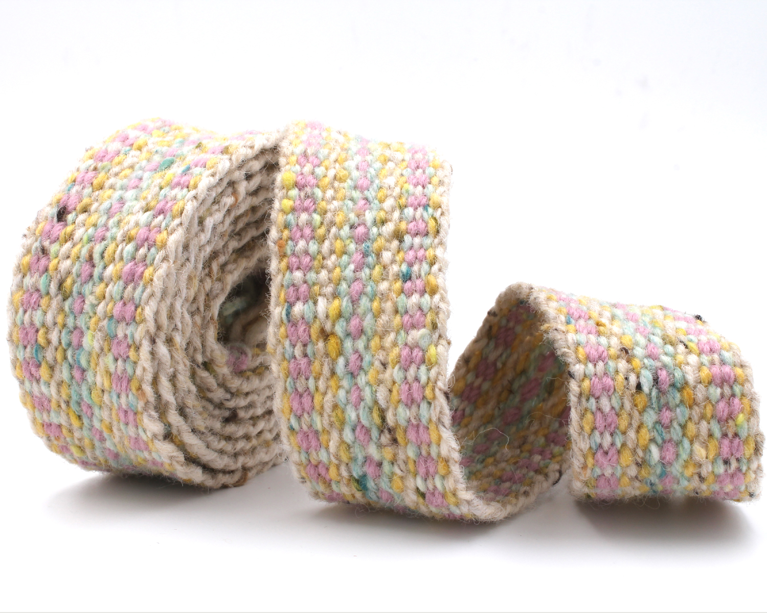 Handfasting Cord - Light Gold Delight-7.