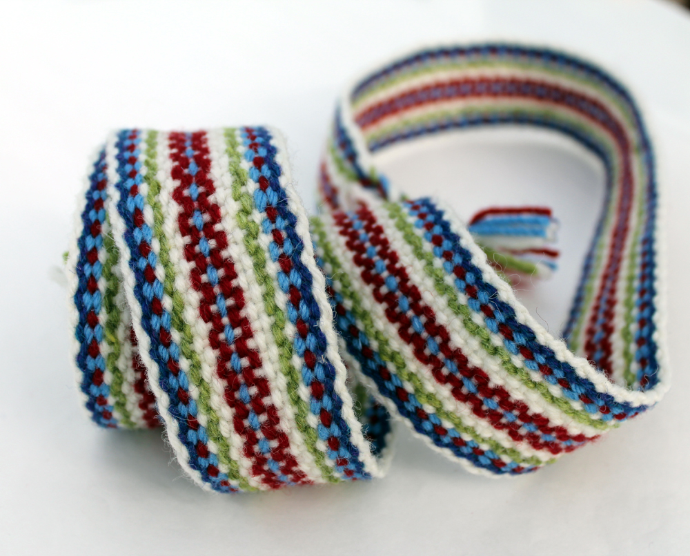 "Handfasting Cord - ""Island Colours""3"