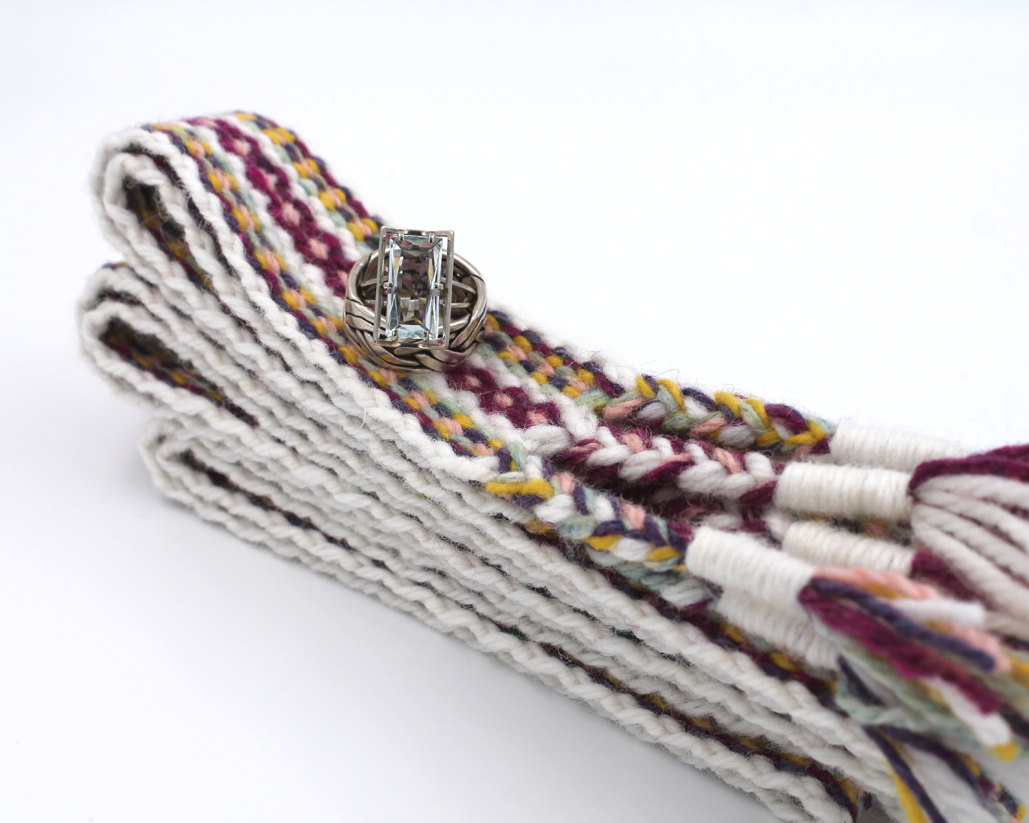 Handfasting cord - sweet dreams  3