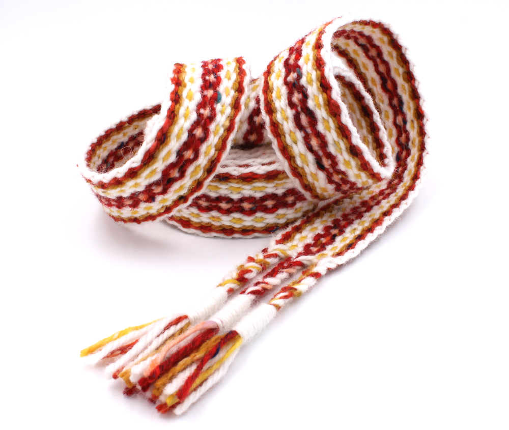 Handfasting Cord - celtic fire blessing