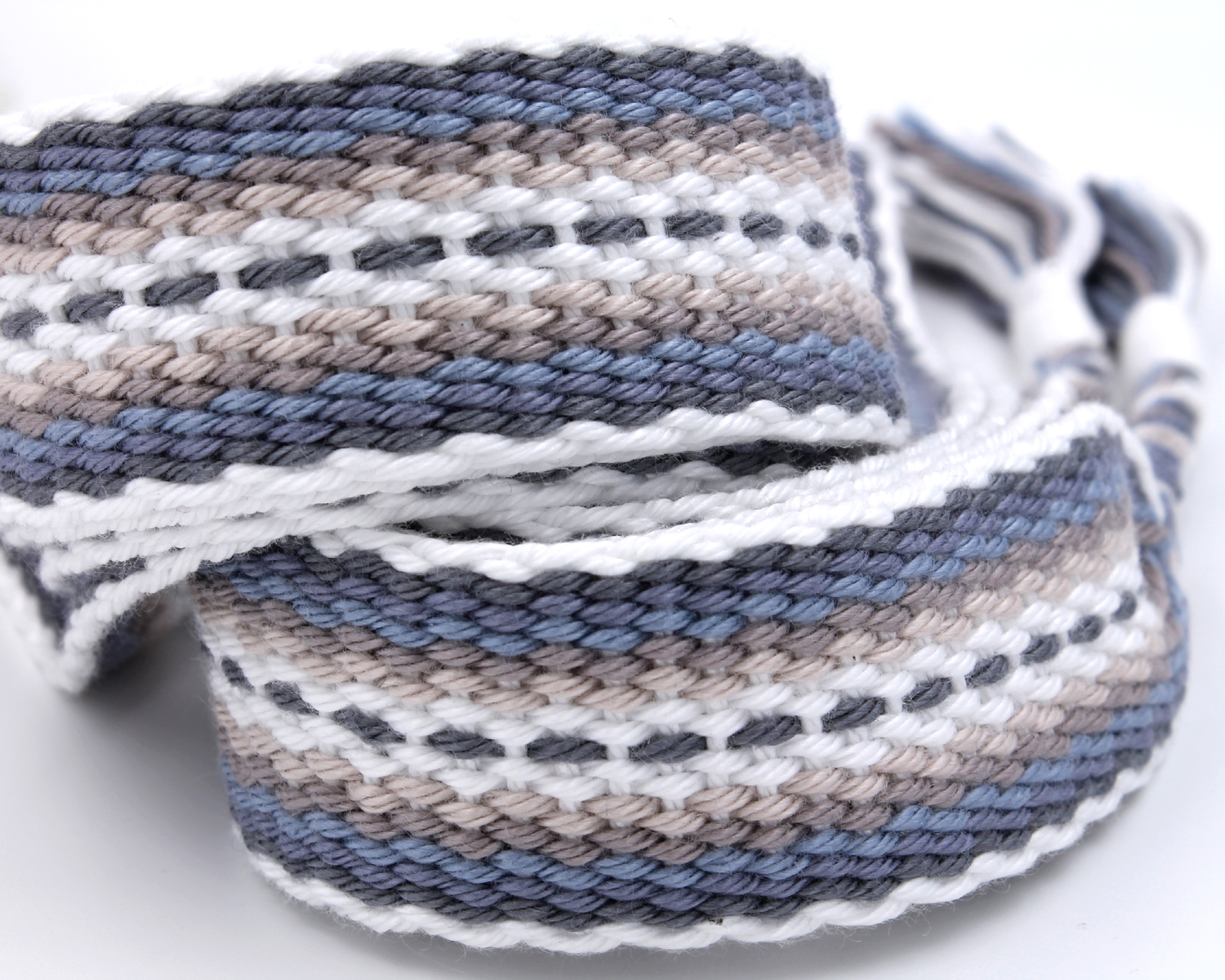 Handfasting Cord - Silver Linings 2