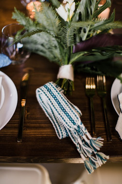Celtic water handfasting cord